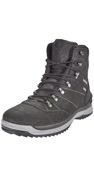 Lowa Sedrun GTX Mid - Calzado Hombre - gris/negro